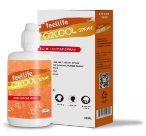 spray para el dolor de garganta Feellife